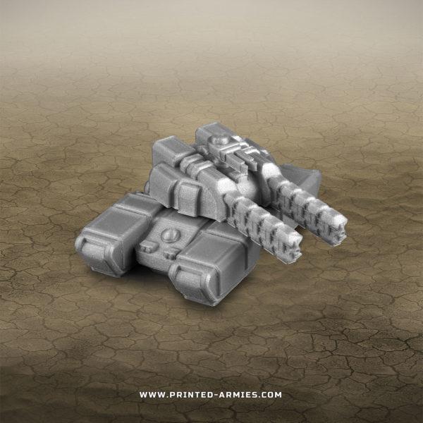 Behemoth Tank